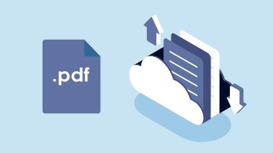 Arquivo de documentos em PDF