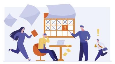 Soluções para melhorar a produtividade no local de trabalho durante os meses de verão